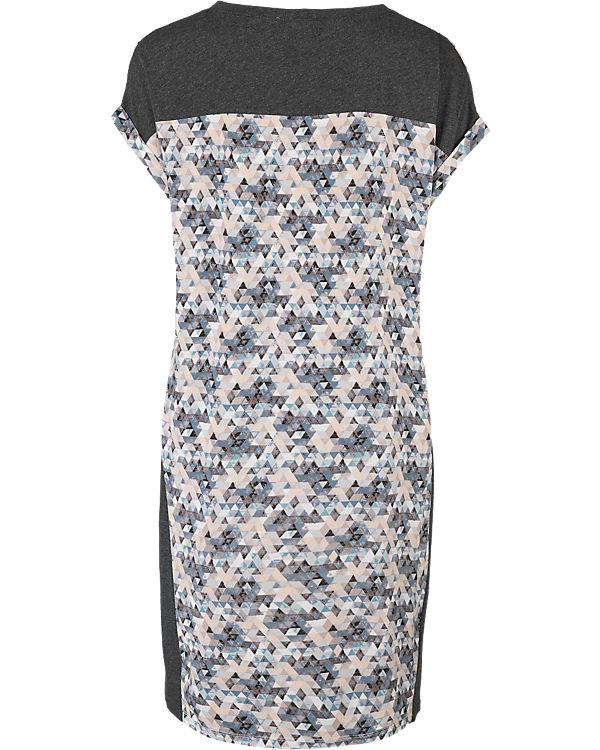 Saint Tropez Kleid weiß/grau