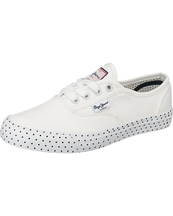 Pepe Jeans Alford Pu Basic  Sneakers