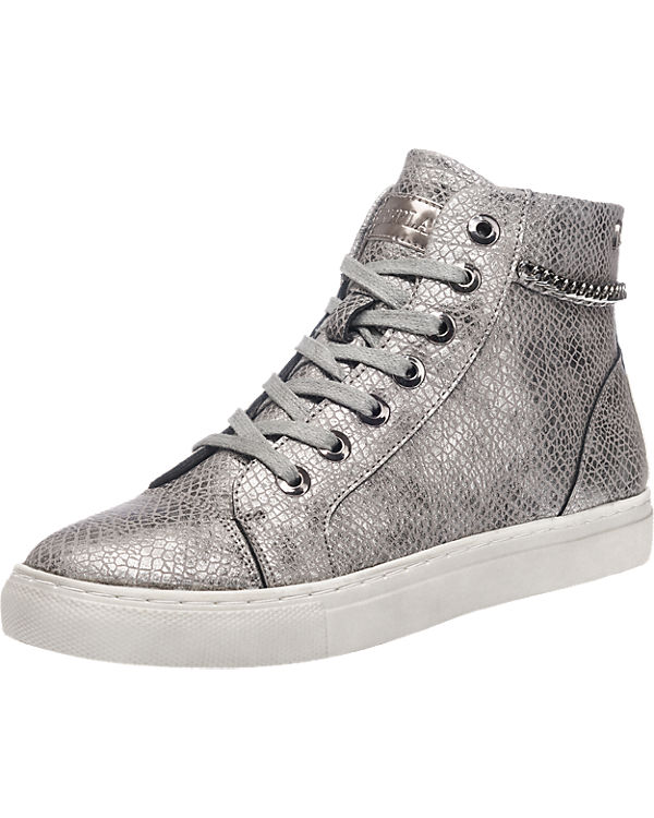 REPLAY Dunde Sneakers silber