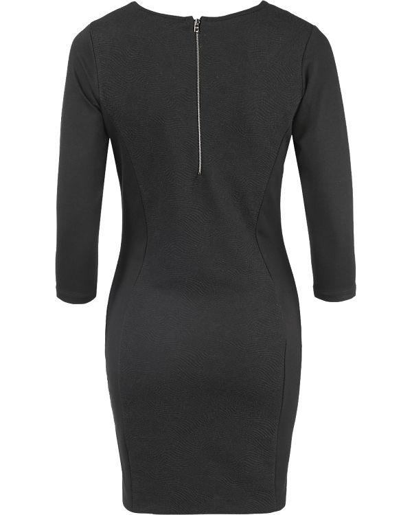 blue Kleid schwarz