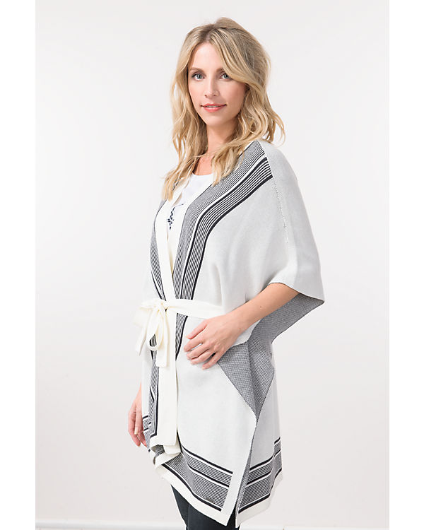 TOM TAILOR Cape offwhite