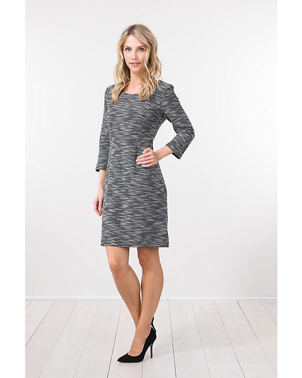 TOM TAILOR Kleid schwarz