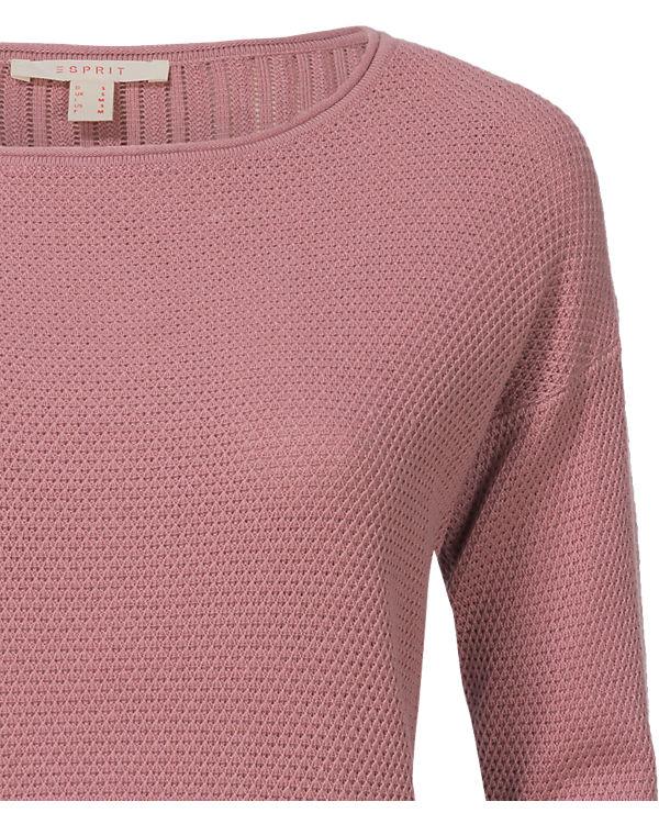 ESPRIT Pullover rosa