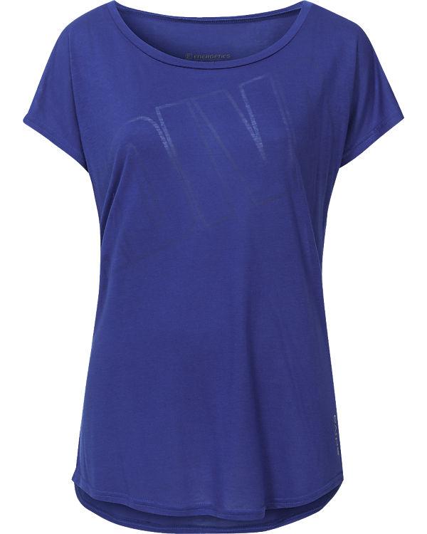 Energetics T-Shirt Abus dunkelblau