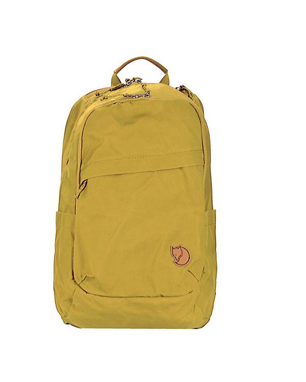 Fjällräven Fjällräven Räven 20 Rucksack 45 cm Laptopfach gelb