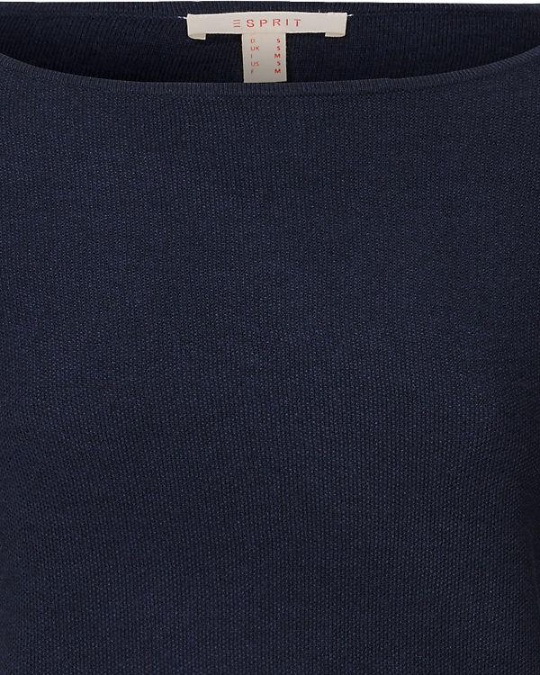 ESPRIT Pullover dunkelblau