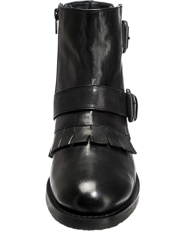 Donna Carolina Stiefeletten schwarz