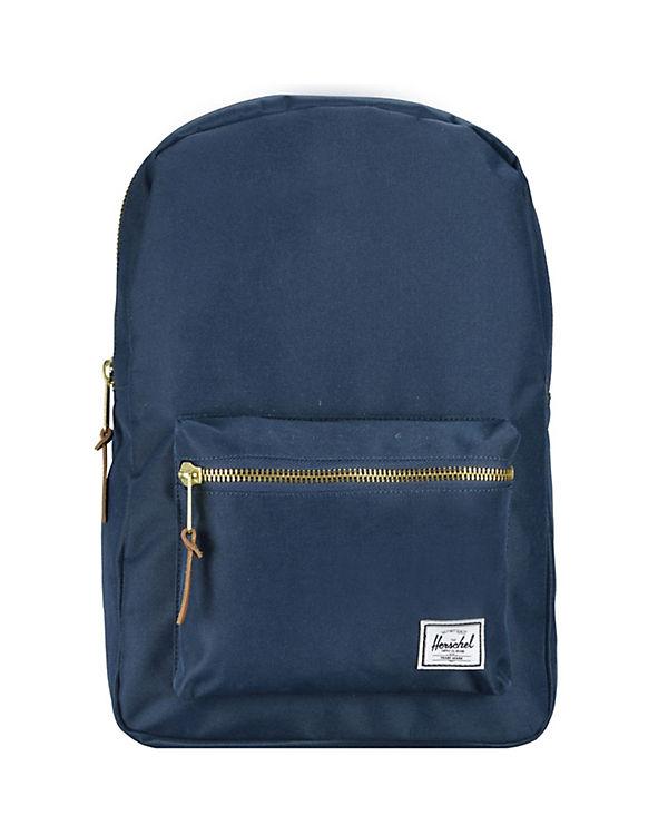 Herschel Herschel Settlement Backpack Rucksack 44 cm Laptopfach blau