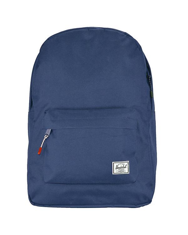 Herschel Herschel Classic Backpack Rucksack 43 cm blau