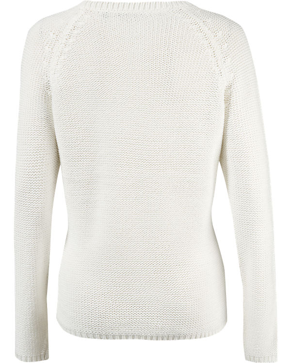 BLUE SEVEN Pullover offwhite