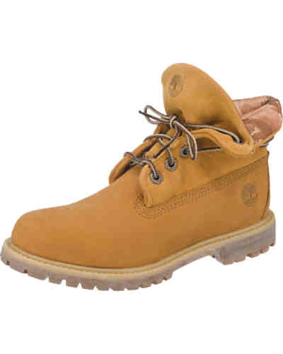 Timberland Authentics Roll-Top Stiefeletten