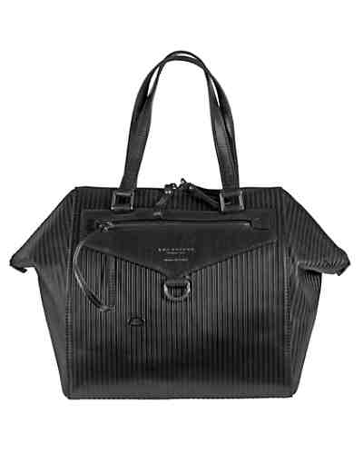 The Bridge Heritage Luxe Donna Shopper Henkeltasche Leder 30 cm
