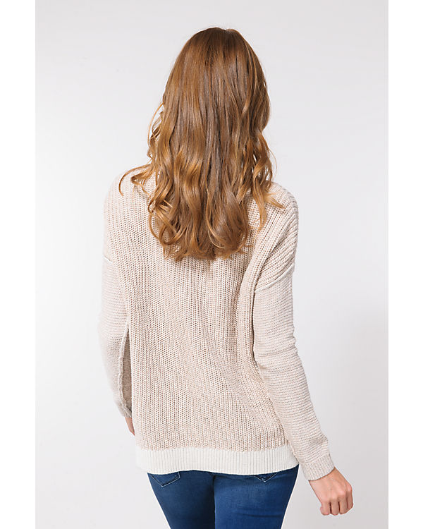 Marc O'Polo Denim Pullover beige