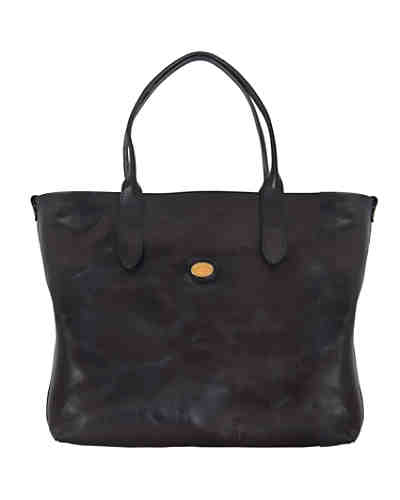 The Bridge Essentials Donna Shopper Tasche Leder 35 cm