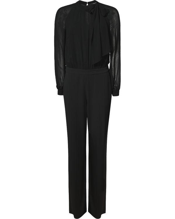 ESPRIT collection Jumpsuit schwarz