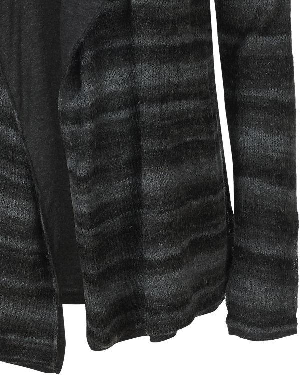 ESPRIT Strickjacke grau