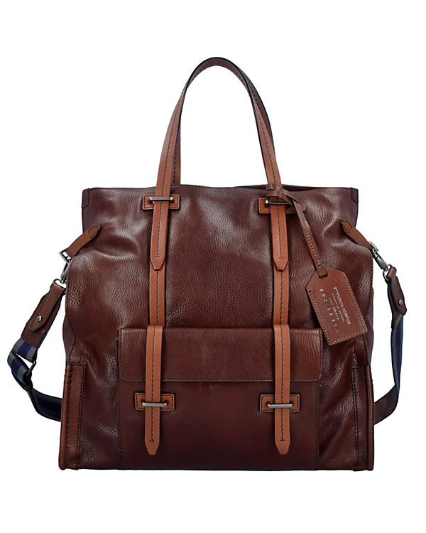 The Bridge Ascott Handtasche Shopper Leder 40 cm