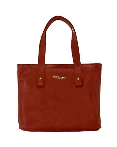 The Bridge Sfoderata Luxe Donna Shopper Leder 34 cm