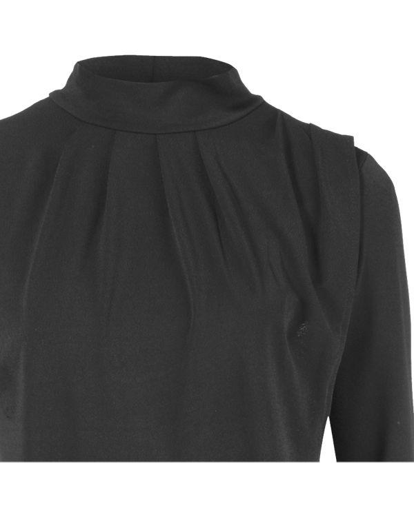 ICHI Kleid schwarz
