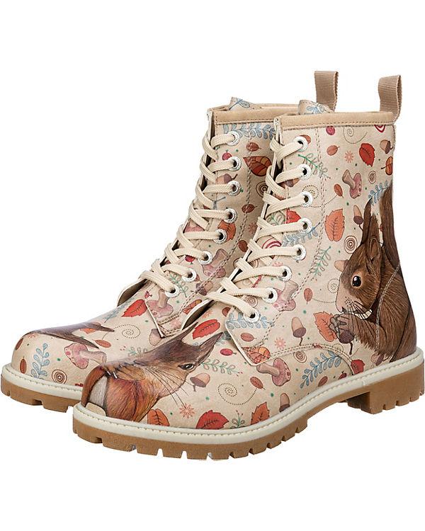 Dogo Shoes Squirrel Stiefel mehrfarbig