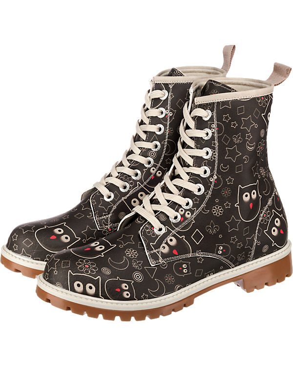 Dogo Shoes Owl Lover Stiefel