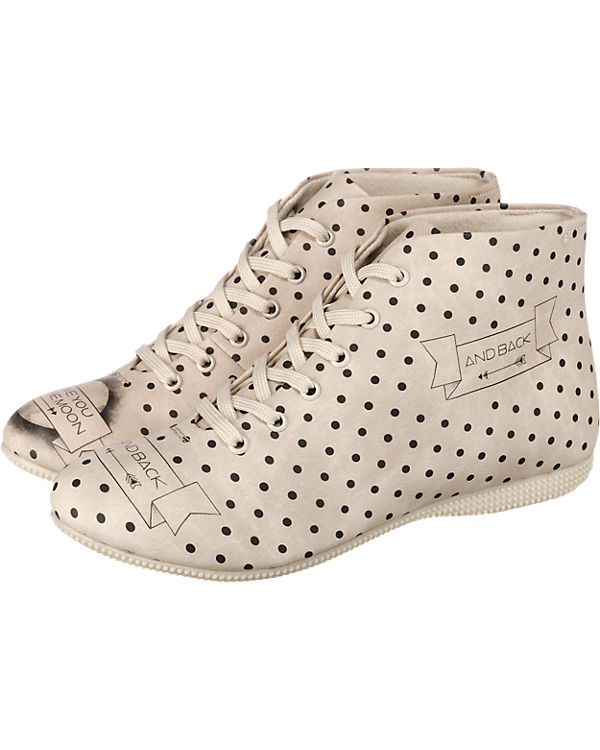 Dogo Shoes Love you to the moon Stiefeletten