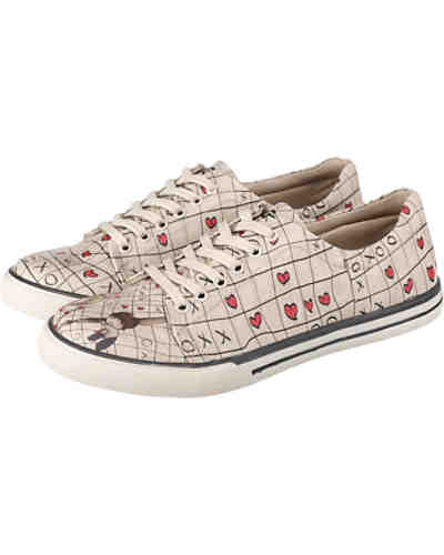 Dogo Shoes Love X-O-X Sneakers