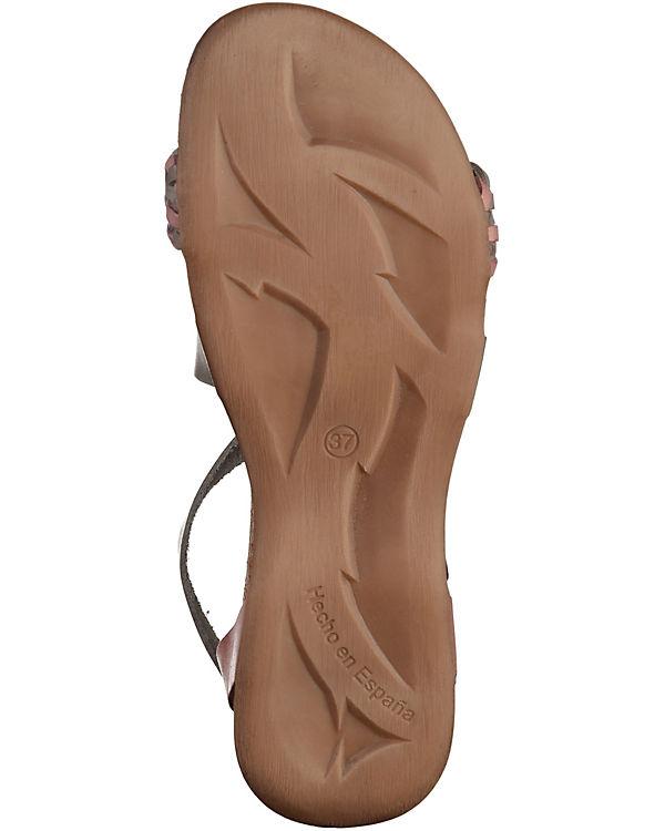 KicKers Sandaletten grau-kombi