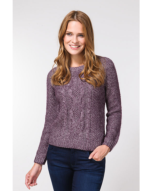 Pepe Jeans Pullover bordeaux