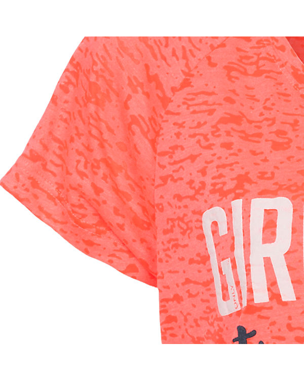 Only Play T-Shirt orange