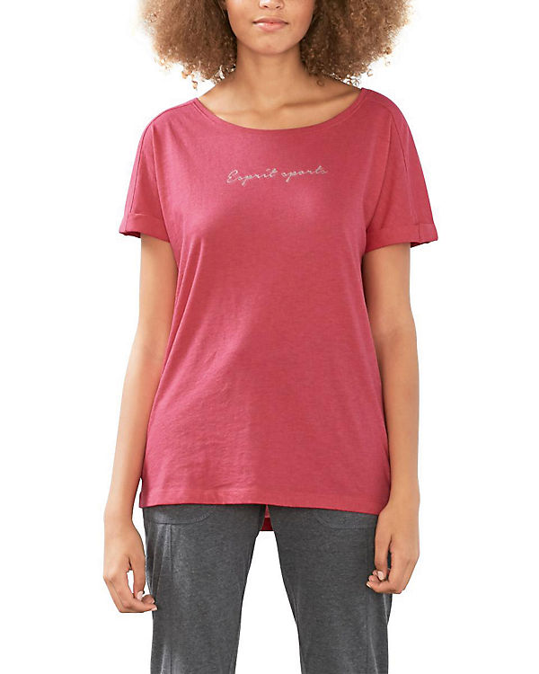 ESPRIT Sports T-Shirt pink