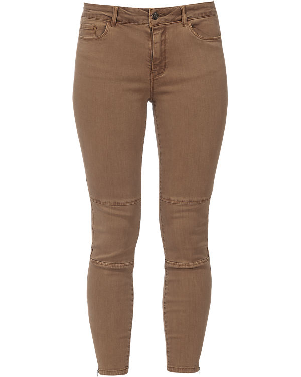 VERO MODA Jeans Skinny braun