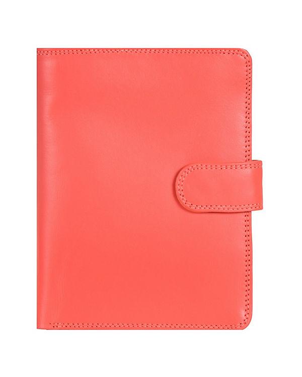 Mywalit Mywalit Large Wallet Geldbörse Leder 14 cm mehrfarbig