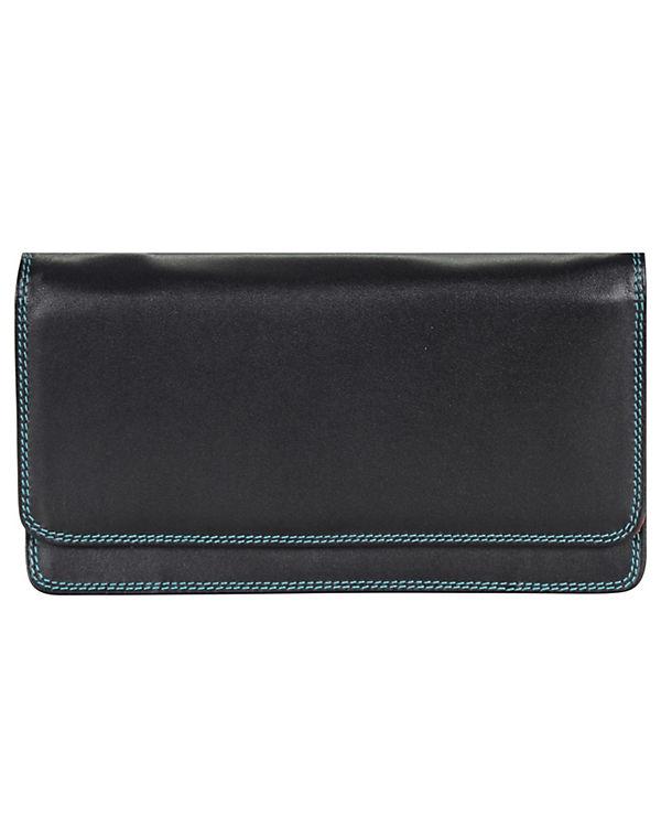 Mywalit Mywalit Medium Matinee Wallet Geldbörse Leder 17 cm mehrfarbig