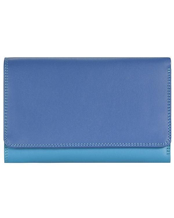 Mywalit Mywalit Medium Tri-fold Geldbörse Leder 14 cm mehrfarbig
