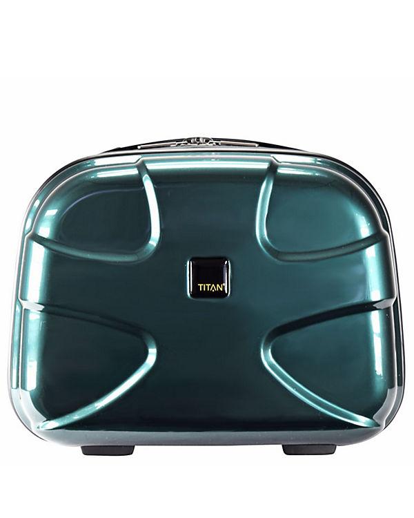 Titan Titan X2 Flash Beautycase 39 cm grün