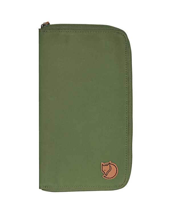 Fjällräven Fjällräven Accessoires Reisebrieftasche 12 cm grün
