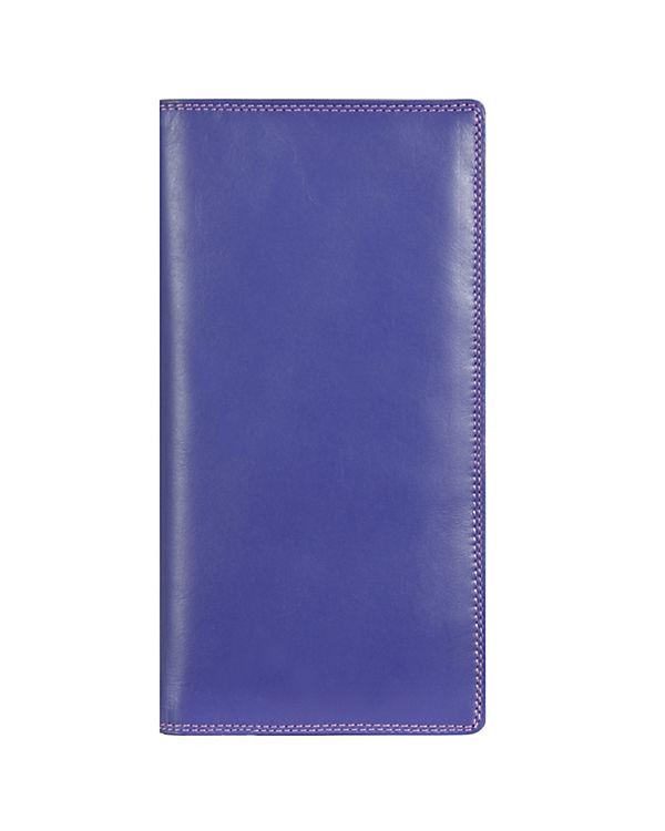Mywalit Mywalit Breast Wallet Geldbörse Leder 18 cm mehrfarbig