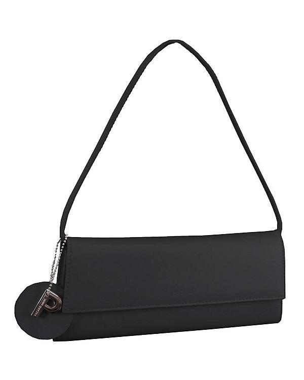 PICARD PICARD Auguri Damentasche Leder 26 cm schwarz