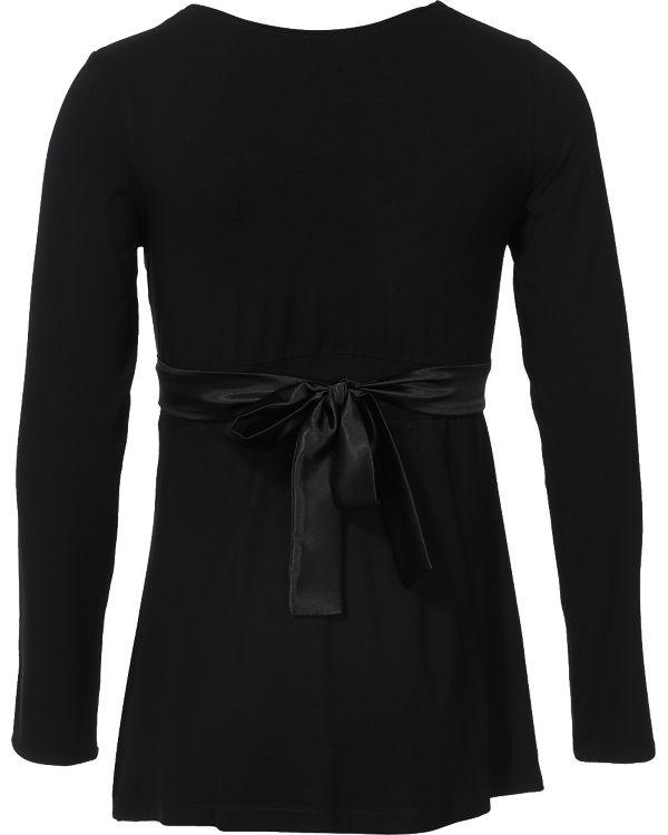 Bebefield Stilllangarmshirt Antonia , schwarz schwarz
