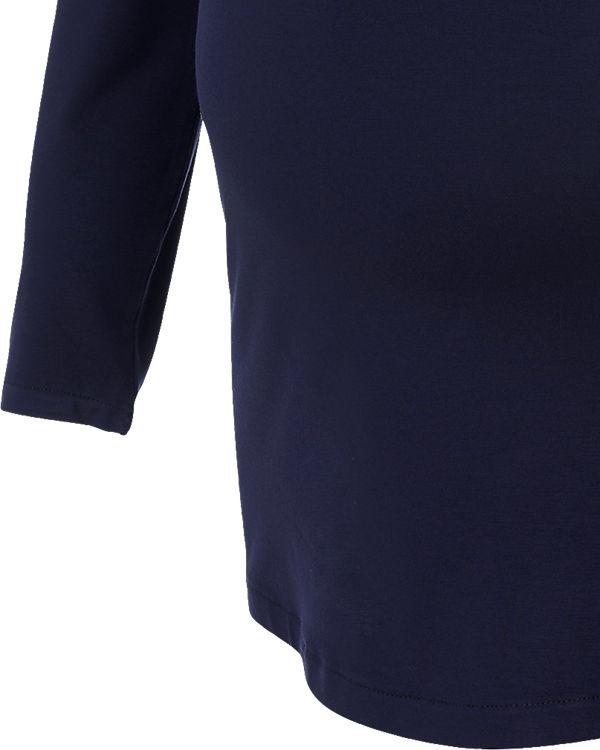 Bebefield Stilllangarmshirt Catelyn, blau+weiß blau/weiß