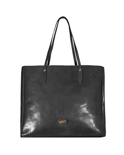 The Bridge Story Donna Shopper Tasche Leder 38 cm