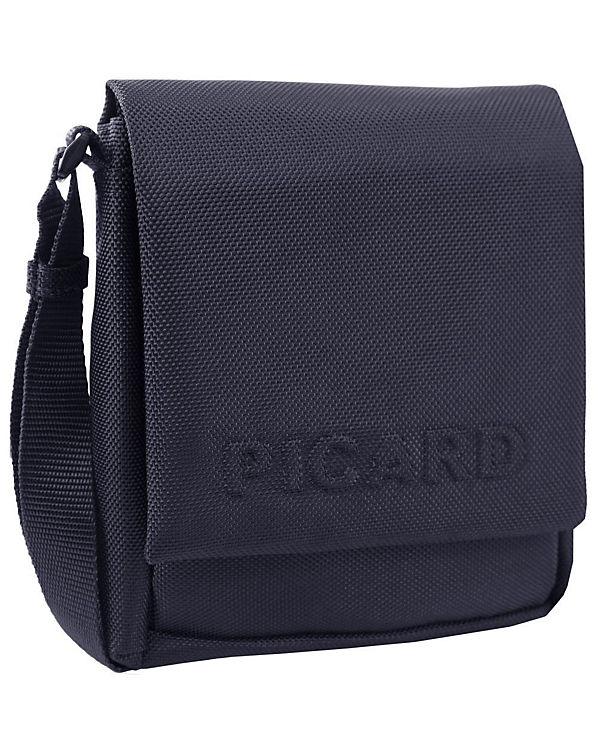 PICARD PICARD Hitec Messengerbag Nylon 31 cm blau