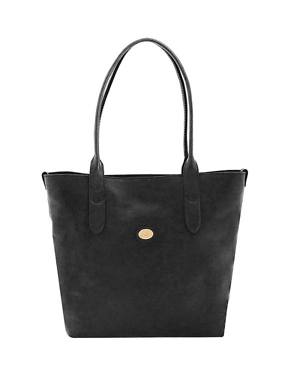 The Bridge Essentials Donna Shopper Tasche Leder 30 cm