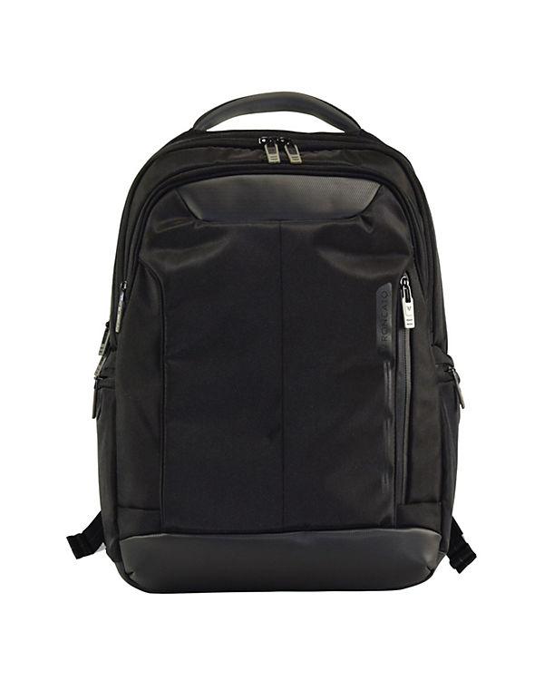 Roncato Roncato Overline Rucksack 45 cm Laptopfach schwarz