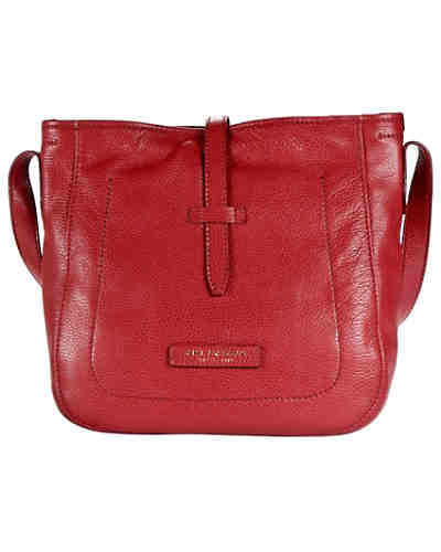 The Bridge Plume Soft Donna Shopper Leder 28 cm