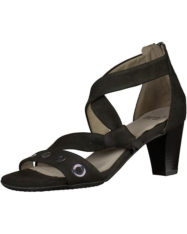 ara Sandaletten schwarz