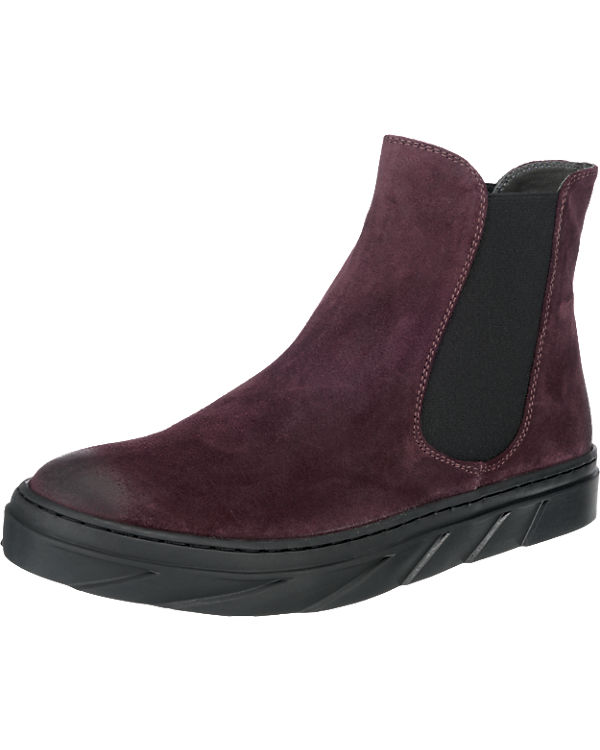 Everybody Stiefeletten bordeaux