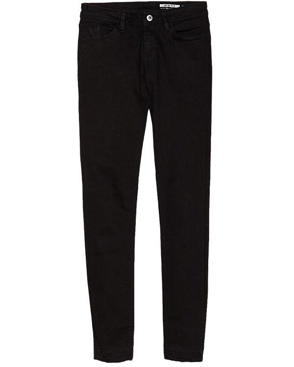 edc by ESPRIT Jeans Skinny Low Rise schwarz