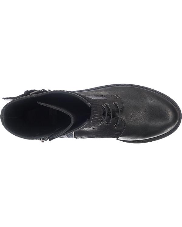 Peperosa Stiefel schwarz
